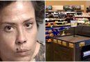 Калифорнийка бе задържана, след като облизала продукти в супермаркет