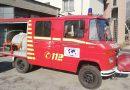 Пожарната на общината дезинфекцира улиците в Полски Тръмбеш