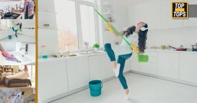 Колко често да чистим всяка стая от дома си