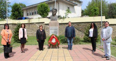Община Стражица постави символичен старт на Каралийчеви дни 2020