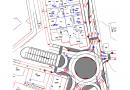 Новото кръгово кръстовище на южния вход на Велико Търново е на дневен ред