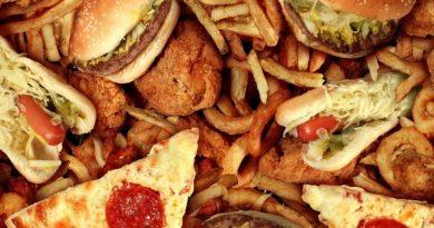 Кои храни съкращават живота?