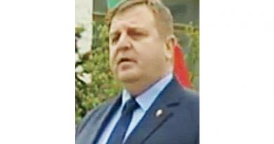Министърът на отбраната ще наблюдава занятие по огнева подготовка в НВУ