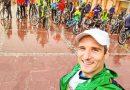 """50 от """"веломафията"""" обикаляха старата столица с колела въпреки дъжда"""