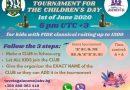 """Шахматен турнир организират """"Асеневци"""" в чест на 1 юни"""