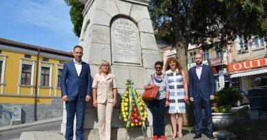 В Бяла черква честваха 185 години от рождението на Бачо Киро