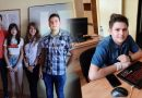 Ученици на ПМГ завоюваха призови места в турнир по информационни технологии