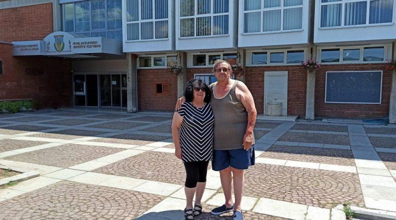 Златина и Александър се върнаха във ВТУ 45 г. по-късно заедно с внучката си