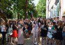 """Инж. Добромир Добрев и Димитър Николов връчиха дипломите на випуск 2020 на ПГЛПИ """"Атанас Буров"""""""