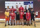 Горнооряховските състезатели по бойно самбо са отборни шампиони на България