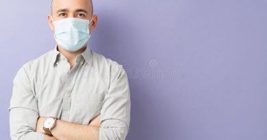 Проучване показа, че мъжете са по-малко склонни да носят маски