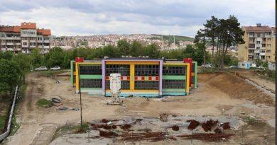 """1,2 млн. нужни за общинската градина """"Шареният замък"""", дозавършват я идната пролет"""