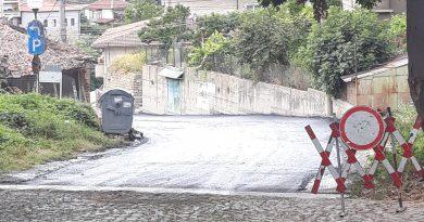 Започна асфалтирането на една от силно компрометираните улици в Свищов