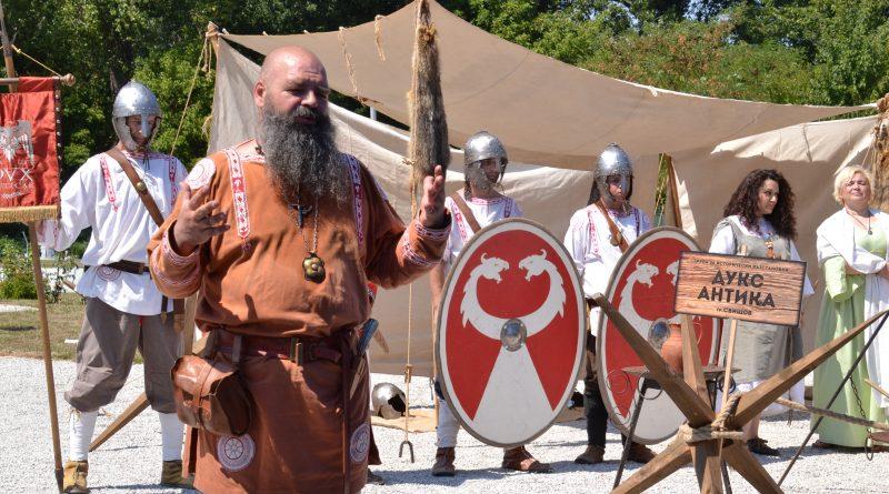 Всеки уикенд организират римски битки под Царевец