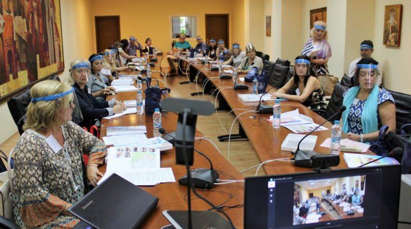 ВТУ събра български учители от осем държави