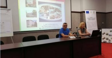 """Свищовската професионална гимназия """"Алеко Константинов"""" участва в проект """"Подкрепа за дуалната система на обучение"""""""