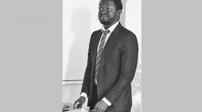Юрист от Гана стана доктор по международно право и международни отношения във ВТУ