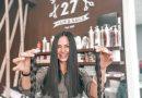 Европейска шампионка по бодибилдинг дари косата си за перука на онкоболна жена