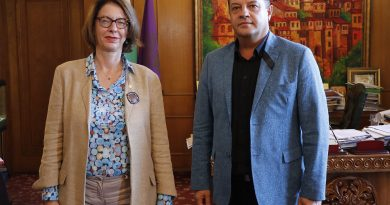 Екология, образование, културно наследство и местно самоуправление във фокуса на партньорството между Велико Търново и Швейцария