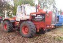 Два трактора без регистрация засякоха в Сухиндол