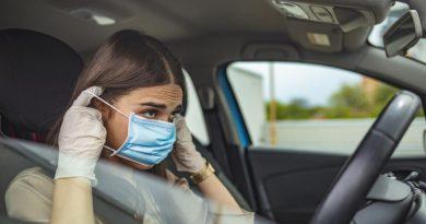150 евро глоба ако не пътуваш с маска в колата в Гърция