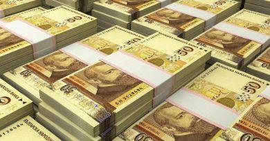 1,5 млн. лв. от данъци събрани за шест месеца при планувани 2 583 185 лв. до края на годината
