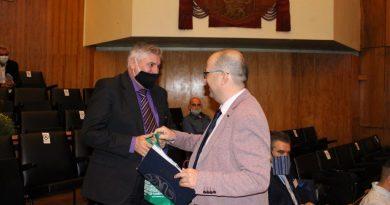 65 учени участваха в конференция, посветена на проф. Атанас Дерменджиев
