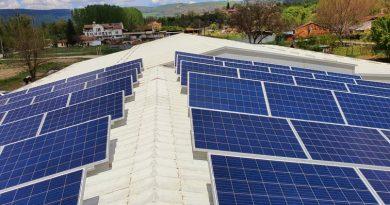 ЕНЕРГО-ПРО Енергийни услуги изгради покривна фотоволтаична централа за фирма Гидекс ООД