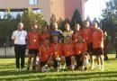 Женският футболен тим на НВУ стана армейски шампион на малки врати, мъжкият взе сребърни медали