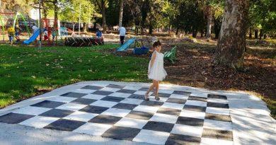 С местни сили и средства това лято жителите на Иванча почистиха парка в селото, който е огромен, на 16 декара площ