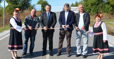 Половината селски пътища в община Павликени са напълно обновени