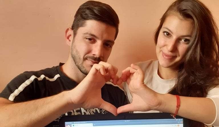 Влюбени създадоха първата в света социална мрежа за правене на добрини