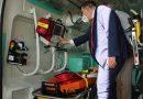 Нова линейка 4 х 4 получи Спешният медицински център във Велико Търново