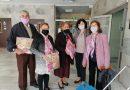 Пенсионери подпомогнаха COVID отделението на свищовската болница