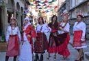 Ревю с тоалети от четири етноса представиха момичета от Гимназията по моден дизайн