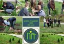"""Ученици от Гимназията по туризъм се включиха в проекта """"Моята градинка – 2020"""""""