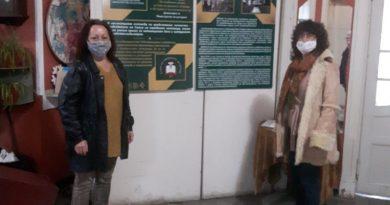 Изложба по повод 35-тия юбилеен конгрес на Съюза на народните читалища бе открита в Свищов