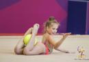 """Състезателка на """"Етър"""" стартира на Европейското първенство по художествена гимнастика в Киев"""