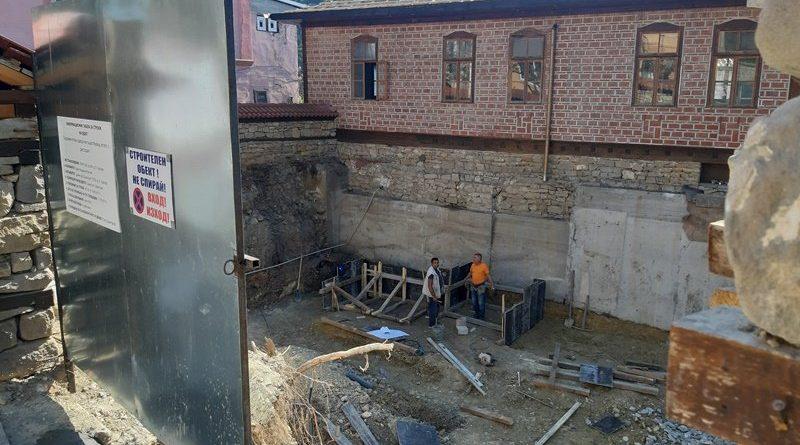 Турска баня и подземен ресторант правят в къщата на последния бей на Велико Търново