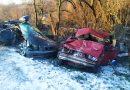 75-годишен шофьор на лада загина при челен удар между две коли край Павликени