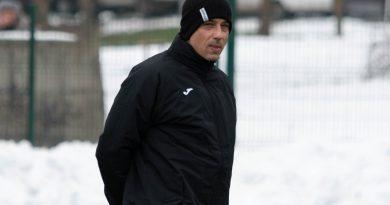 """Александър Томаш: """"Не сме готови още физически за това, което се изисква от отбора"""""""