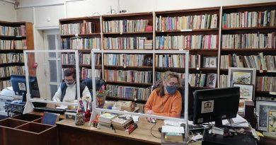 Над 1700 нови книги са постъпили в Общинска библиотека в Горна Оряховица през 2020 г.