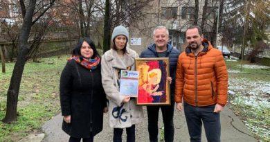 22 картини бяха продадени благотворително в помощ на даровити деца