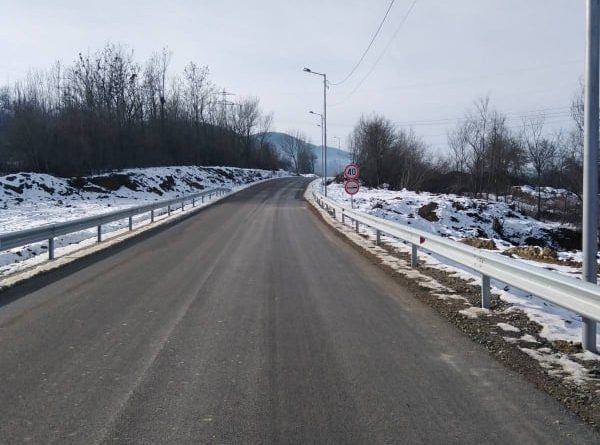 Пътят от В. Търново до Шемшево е готов, бавят пуска заради маркировката