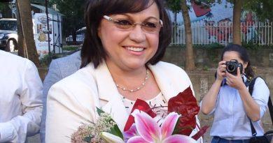 Търновските социалисти номинират Корнелия Нинова за водач на листата