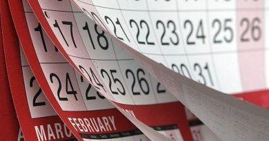 6600 лв. за спортен календар за годината