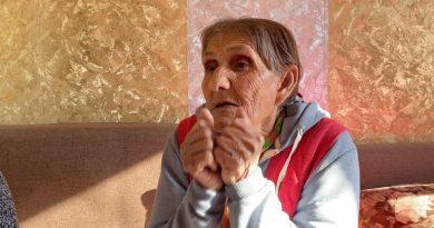 Ограбената баба Верка от Виноград няма гласни струни и не може да говори