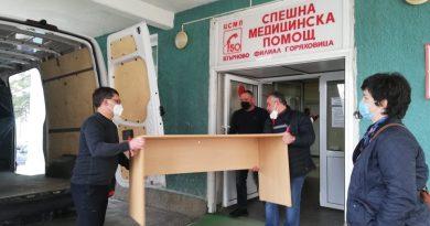 """Строителите на """"Балкански поток"""" дариха над 30000 лв. на Спешна помощ – Г. Оряховица"""