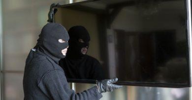 Разкриха кражба на телевизор в Майско