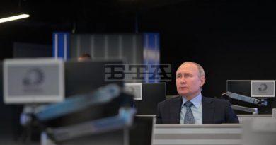 Путин получи втора доза от руска ваксина срещу КОВИД-19